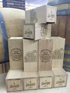 wine boxes for home decor near me