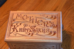 custom keepsake boxes