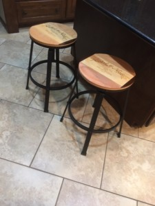 barstools for wine room st louis mo