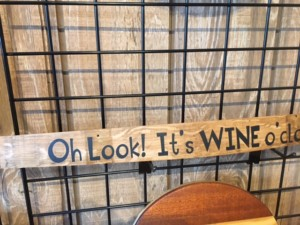 wine decor for home